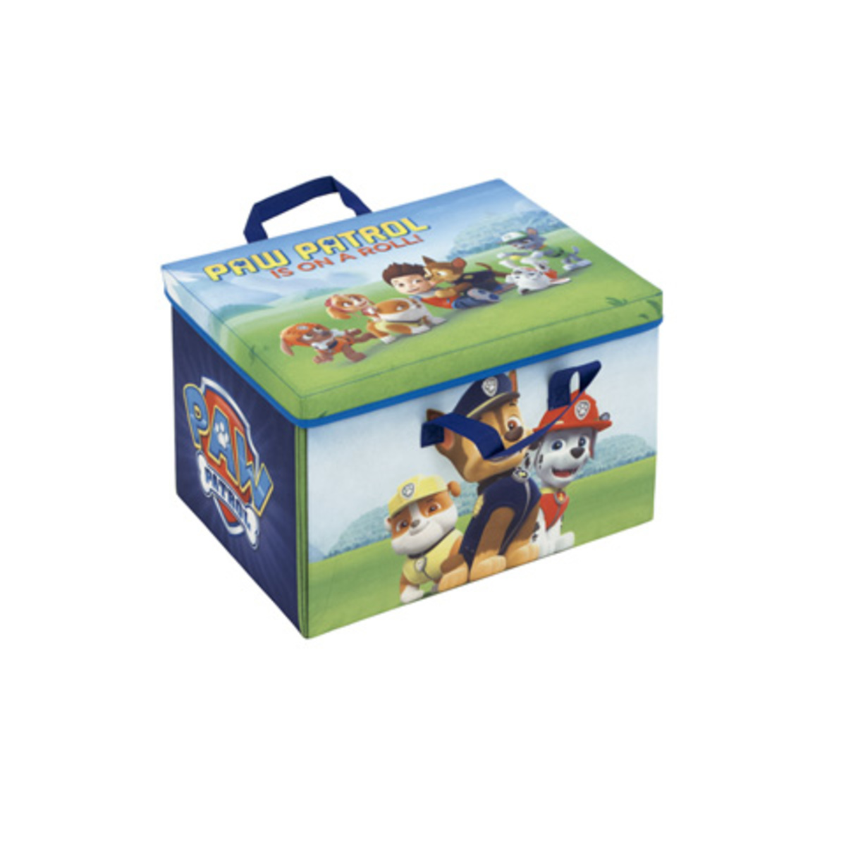 Stofftruhe für Spielzeuge PAW PATROL banaby.at