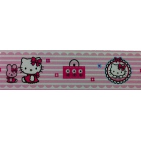 Selbstklebende Bordüre Hello Kitty, Decofun