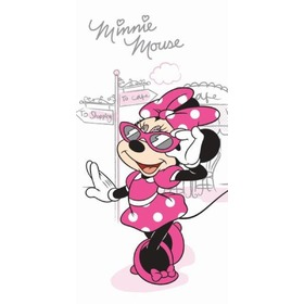 Kinder Badetuch Minnie 056, Faro