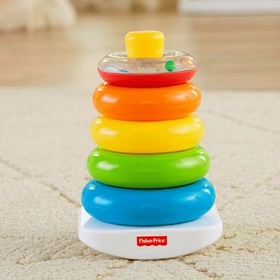 Fisher Price - Farbring Pyramide, Fisher Price