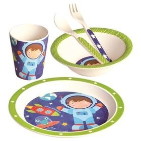Kinder Essen- Set Astronaut, Nefere