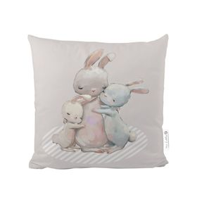Herr. Little Fox Pillow Forest School - Hasen in einer Umarmung, Mr. Little Fox