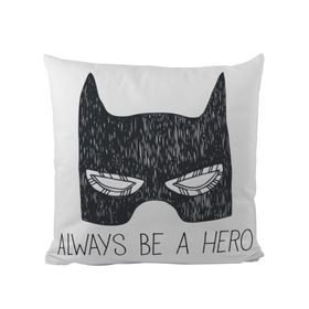 Herr. Little Fox Batman Pillow - Sei immer ein Held, Mr. Little Fox