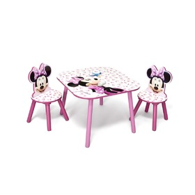 Kinder-Tischset Minnie Maus III, Delta, Minnie Mouse