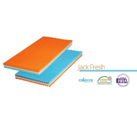 Kindermatratze Jack Fresh 160x70cm, BetterSleep
