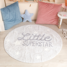 Kinderteppich LITTLE SUPERSTAR, Kidsconcept