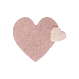 Kinderteppich PUFFY LOVE NUDE, Kidsconcept