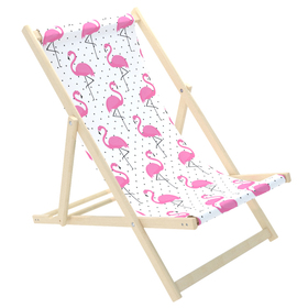 Kinder strand liege Flamingos, CHILL