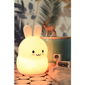 Lampe LED PUFI - hase, cotton love