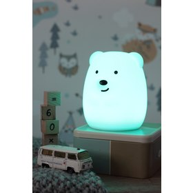Lampe LED PUFI - Bär, cotton love