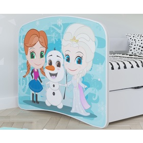 Baby bett se barriere - Frozen 2, All Meble, Frozen